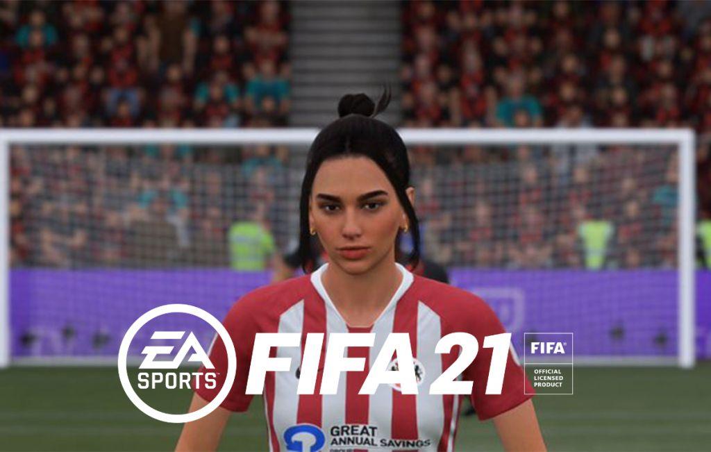 dua lipa fifa21