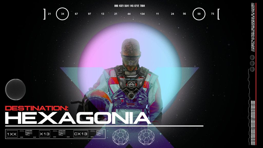 Destination-hexagonia