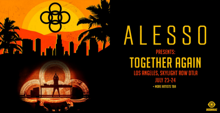 Alesso Together Again