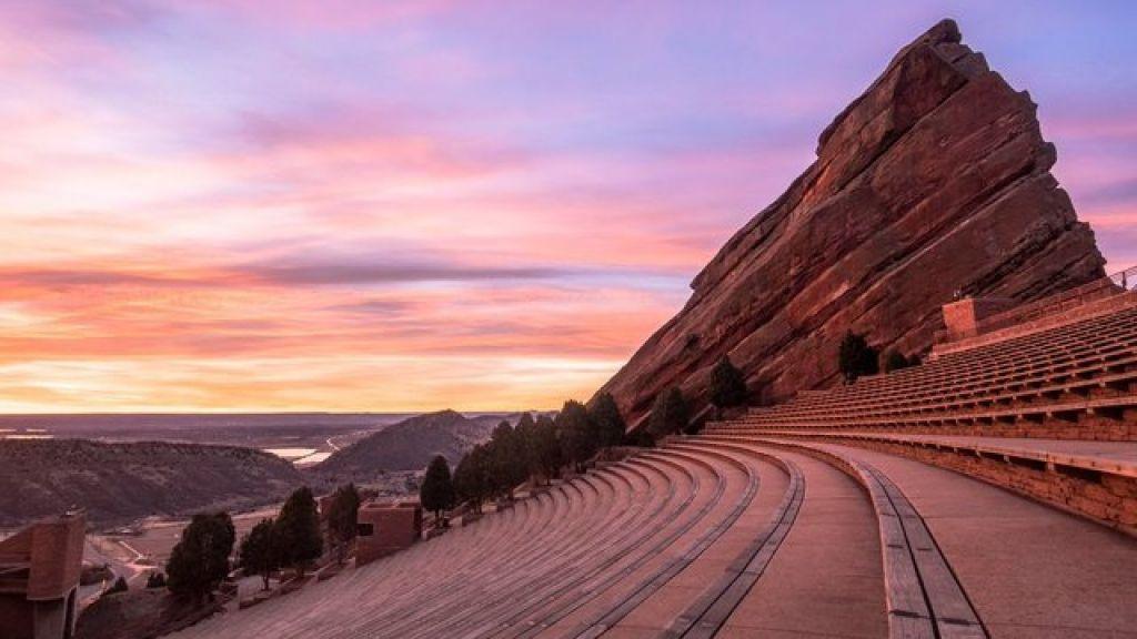 red rocks amphitheatre