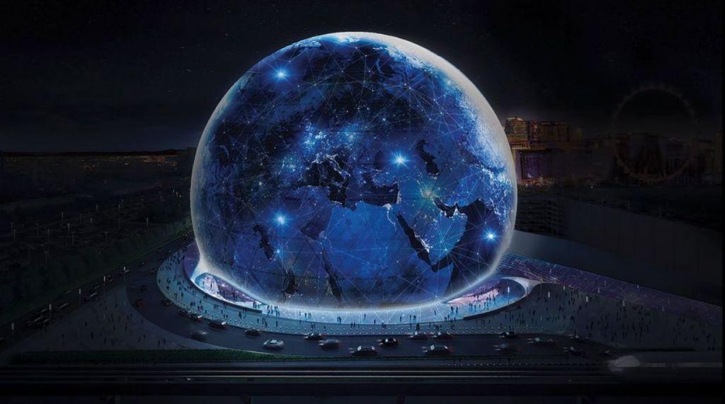 The Madison Square Garden Sphere